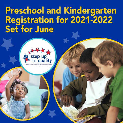 Kindergarten Registration for 2021-22 Set for June